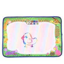 50 * 35cm Magic Baby Kids Water Paiting Mat Water Doodle Mat Children Painting Drawing Writing Mats No-toxic Educational Toy