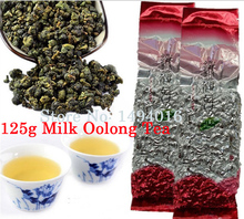 125g Chinese taiwan high mountains milk Oolong tea,Fresh green tea,Beauty,weight loss,lowering blood pressure, greenfood