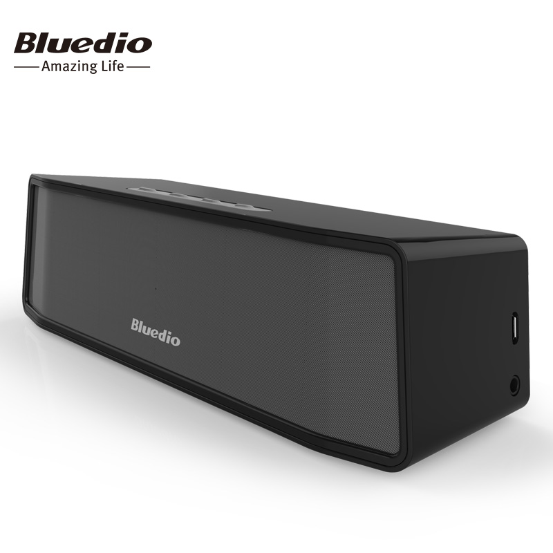 Bluedio BS-2 (Camel) Mini Bluetooth speaker Portable Wireless speaker Home  Theater Sound System 3D stereo Music surround<br><br>Aliexpress