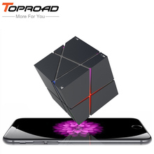 TOPROAD Portable Mini Bluetooth Speaker LED Colorful Stereo Sound Box Mp3 Player Subwoofer Speakers caixa de som portatil TF FM