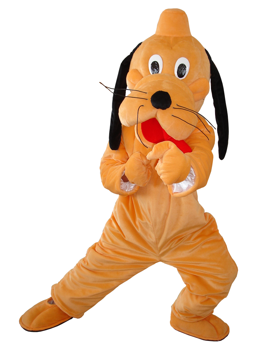 cosplay costumes New Style Cartoon Character Pluto dog Mascot costume Fancy Dress Halloween Party Costume