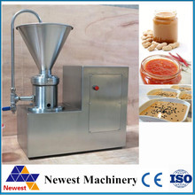 50kg capacity homogenizer colloid mill stainless steel peanut butter sesame process machine/