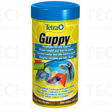 Tetra Guppy Fish Food Miniature Flakes Style Top Quality Made in Germany 30g/75g(China)