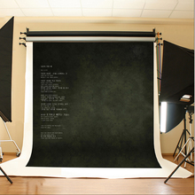 Wedding Photography Background English Characters Photo Booth Backdrops Black Wall Wedding Background for Photographic Studio