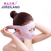 Beauty Health Care 3D V Face lift up Massage Belt Facial Mask Relaxtion Facial Belt Lifting Chin Slimming Cheek Bandage(China)