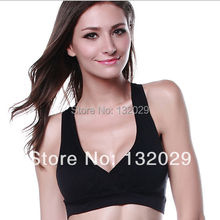 Fashion New Real Bralette Trade Classic Bright Colors Breathable Push Up Charming Ladies Seamless Bras For Women Free Shipping(China)