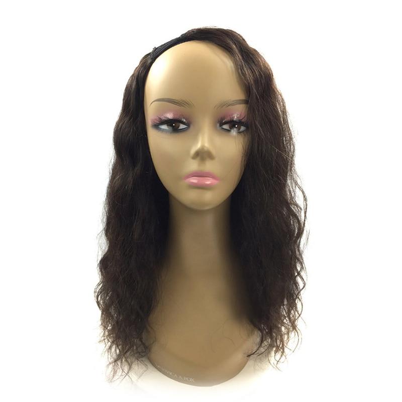 Virgin Human Hair Full Lace Wig Peruvian Wavy Lace Front Wigs Glueless Full Lace Human Hair Wig Best Curly Glueless U Part Wigs<br><br>Aliexpress