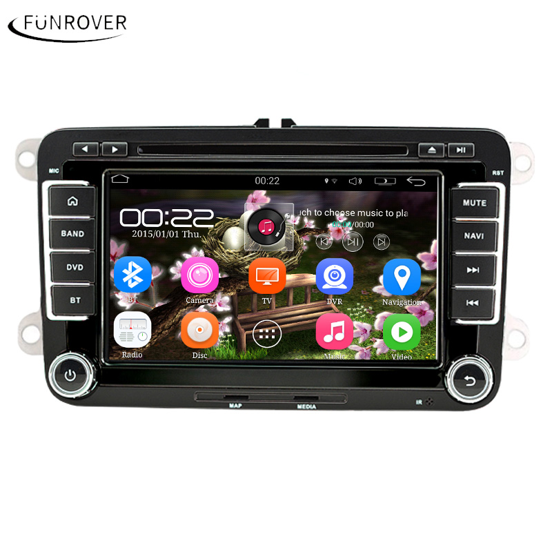 2Din Android 5.1 Car Stereo Radio 7 Inch HD 1024*6...