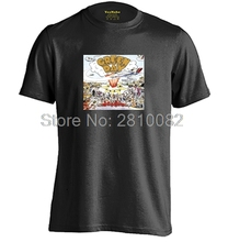 Green Day Dookie Album Mens & Womens Cool Printing T Shirt(China)