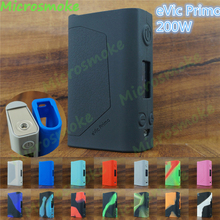 1pc Joyetech EVic Primo 200W TC Box for Rubber Silicone cover case and silicone sleeve/enclosure/skin/sticker eVic Primo 200 W