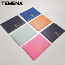 Simple ID holder sets card package Card Case Business Name Card Holder  Bag  Wallets Bank Card Purse ACH218A