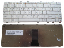 New Original Lenovo Y450 V460 Y450G B460E Y450A Y550P Y560 Y460 Y550 White English keyboard(China)