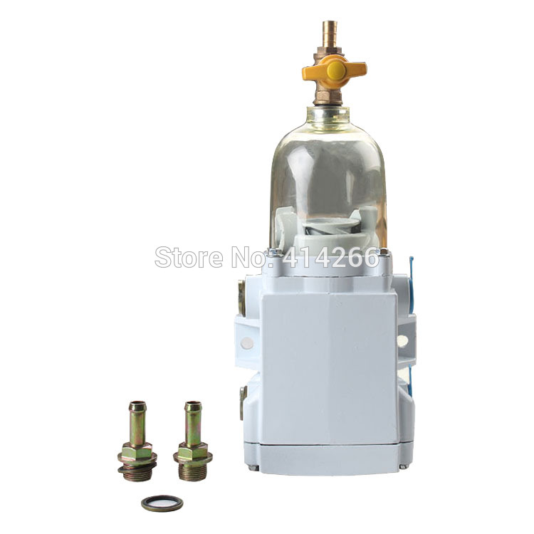 2PCS/LOT 300FG SEPAR SWK2000-5  FUEL WATER SEPARATOR<br>