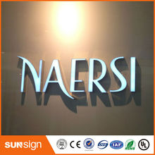 led channel letter,led channel letter signs,led Frontlit channel letter sign