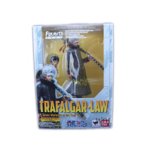 SAINTGI Japan One Piece  Law Merry Ship Figure New World Zero Luffy Trafalgar Japanese PVC 16 CM Boxed Limit Garage Toys