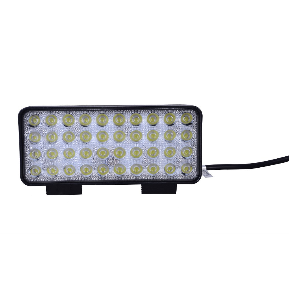 2pcs/Lot 120W 40 x 3W Car LED Light Bar as Work light Flood Light Spot Light for Boating Hunting Fishing CW120W <br>