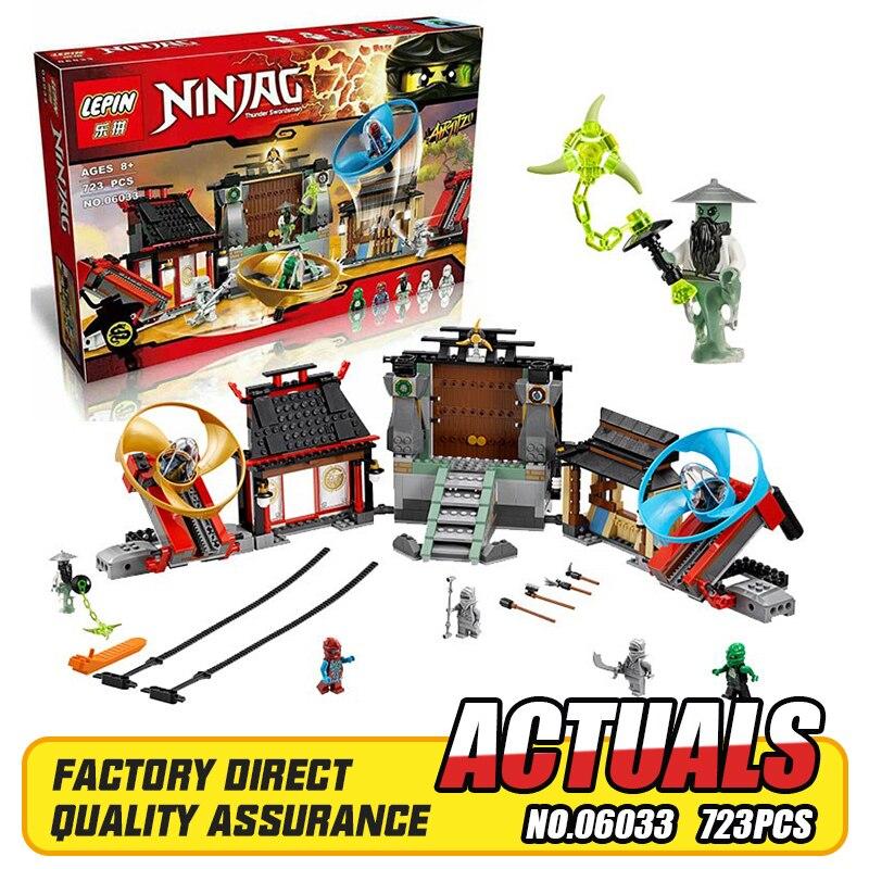 723Pcs 2017 New LEPIN 06033 Airjitzu Battle Grounds Model Building Kits Blocks Brick Toy Compatible<br><br>Aliexpress