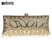 New Diamond Evening Bag Women Metal Clutch Bag Fashion Multicolor Wild Style Wedding Shoulder Bag High Quality Day Clutches