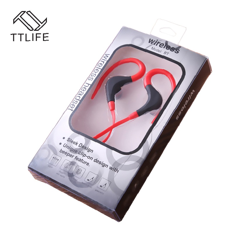 TTLIFE Newest Sport Wireless Bluetooth 4.1 Headphones Earphone Headset Auriculares Bluetooth For Outdoor Sports Phones Computers<br><br>Aliexpress