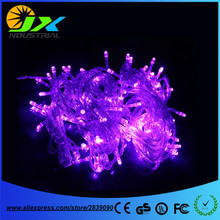 Waterprooof LED Christmas Lights 10M 20M 30M 50M 100M 220V LED String Light Outdoor Party Wedding Decoration EU Plug(China)