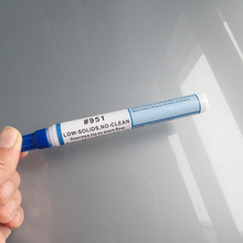 951 10ml Soldering Rosin Flux Pen Low-Solids Non-clean For Solar cell panel DIY kester solder power(China)