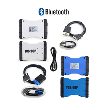 Best Price TCS CDP Pro OBD2 Diagnostic Scanner Same Function As Bluetooth TCS CDP 2015.3 With Keygen 3 In 1 For Trucks Cars