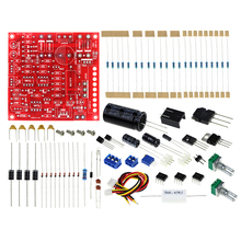 0-30V DC Regulated Power Supply DIY Kit Continuously Adjustable Short Circuit Current Limiting Protection DIY Kit 2MA-3A(China)
