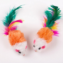 1pcs Creative False Mouse Pet Cat Toys Cheap Mini Funny Playing Toys For Cats Kitten