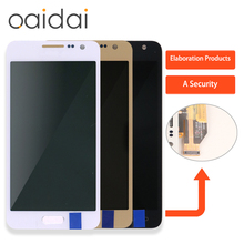 LCD Display Touch Scree Samsung Galaxy A3 2015 A300 A3000 A300FN A300F LCD Display Digitizer Assembly Replacement Parts