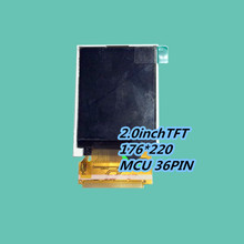 NoEnName_Null 2.0 inch LCD display MCU parallel port 36pin ILI9225/9225G 176*220 TFT screen