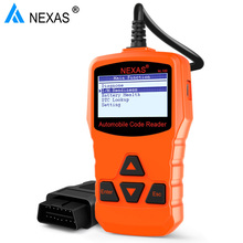OBD2 Auto Diagnostic Scanner NL100 Gasoline Diesel Engine Code Reader Analyzer with O2 Sensor Tester Diagnostic-tool(China)