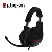 Kingston HyperX Cloud Stinger Gaming Headphone with Microphone Steelseries Auriculares Gaming Headset For PC PS4 Xbox Mobile(China)