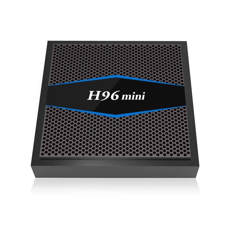Smart Iptv Box H96mini 2 16g With Sinotv 1 Year