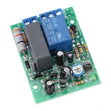 AC 220V Relay Module Switch Trigger Time Delay Circuit Timer Cycle Adjustable Timing Turn Off Board Timer Switch Module(China)