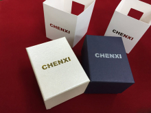 1pc CHENXI brand  Practical watches box & Gift Boxes have inside sponge, Free shipping