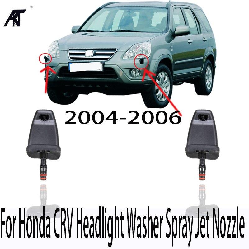 HONDA CR-V 2004-2006 HEAD LIGHT LAMP PASSENGER SIDE LEFT