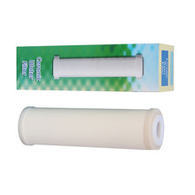 10-Inch Thick High-Density Flat Ceramic Filter Cartridge Can be Cleaned For Water Purifiers Household Pre-filtration(China)