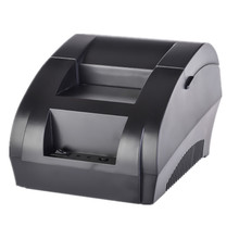 5890K Portable 58mm Receipt Thermal Printer USB POS Mini Thermal Receipt Ticket Pos Portable Laser Printers