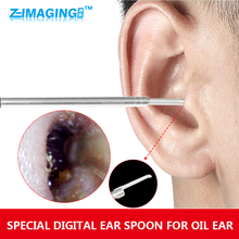 Digital ear scoop hd camera ears cleaner