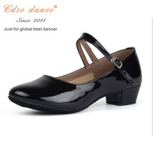 Cdso dance brand shoes 10302 black gold silver red  ballroom dance shoes closed toe,ladies modern shoes,salsa shoes