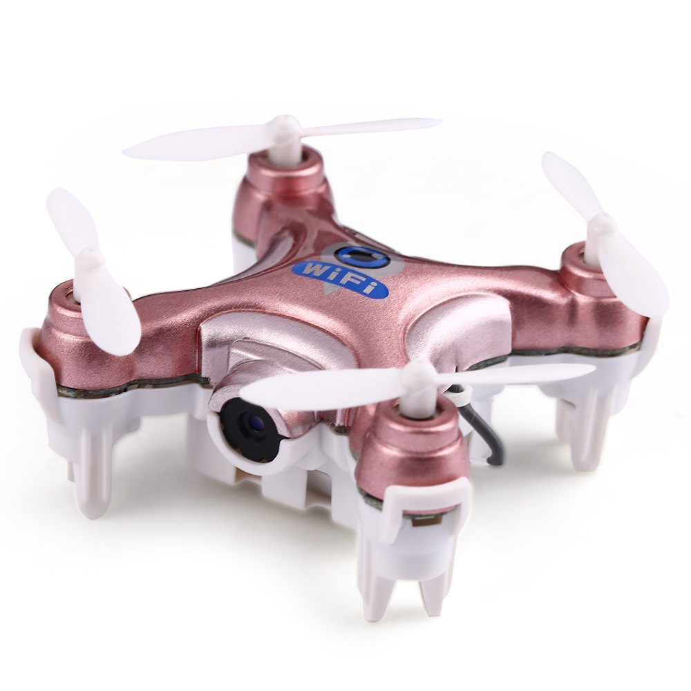 Cheerson CX-10W CX10W RC Quadcopter Wifi FPV 0.3MP Camera LED 3D Flip 4CH CX10 Update Version RTF Mini Drone Helicopter Toy Gift<br><br>Aliexpress