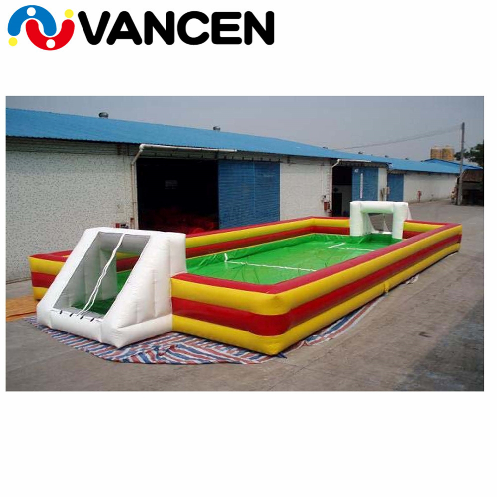 inflatable soccer field54
