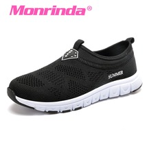 Buy 2018 Summer Sneakers Women Men Air Mesh Breathable Running Shoes Lightweight Slip Sport Shoes Female Walking Shoes 629 for $18.89 in AliExpress store