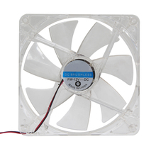 LED Cooling Fan 14cm 140mm Red LED PC Computer Case Heatsink Cooler Cooling Fan DC 12V 4Pin