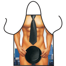 2016 Sexy Cooking Aprons Funny Novelty BBQ Party Apron Polyester Apron Naked Men Women Lovely Rude Cheeky Kitchen Cooking Apron