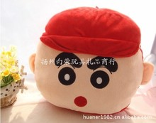 Crayon Shin Chan Cartoon muff cushions pillows The best gift plush toys in winter