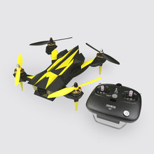 TOVSTO RC Plane Falcon Professional Race drone With Six-layer optical glasses 1080P HD Lense RTF Wi-Fi FPV drone(China)