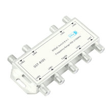 DS81 8 in 1 Satellite Signal DiSEqC Switch LNB Receiver Multiswitch,Newest and Hot Sale in 2016!! Drop Shipping