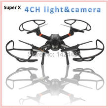New Outdoor Mini Remote Control 33040 Drone 4CH 6-Axial Metal RC Helicopter 2.4GHz Quadcopter Light & Camera Aircraft Toy Gift(China)