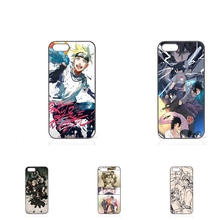 naruto notebook optical non For Apple iPhone 4 4S 5 5C SE 6 6S 7 7S Plus 4.7 5.5 iPod Touch 4 5 6 Coque Case Capa